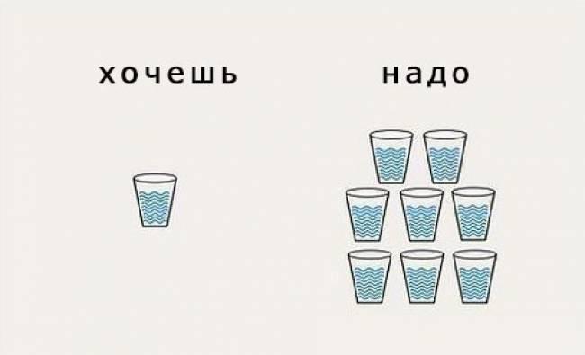 Как похудеть: пей больше воды новые фото
