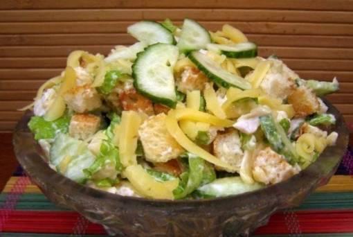 салат вечерний рецепт