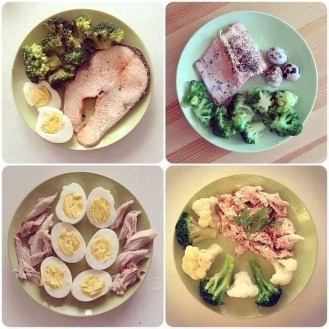 Ужин При Похудение. Что можно кушать на ужин при похудении на правильном питании